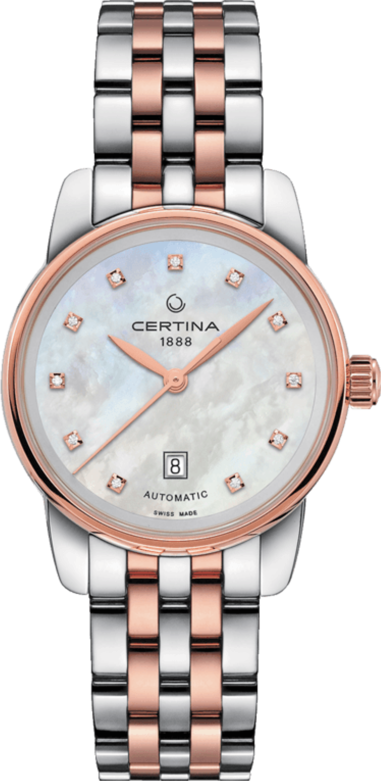 Certina Gent&Lady Gold
