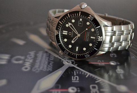 Pánské hodinky Omega 8f059630ec3