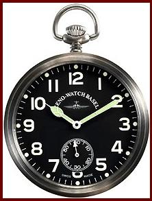 Kapesní hodinky Zeno Watch Basel