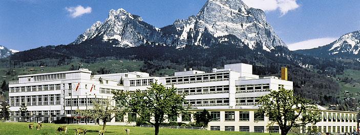 Švýcarská firma na výrobu hodinek a nožů Victorinox