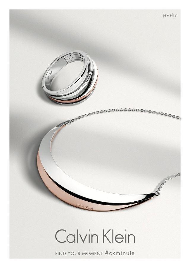 1723eebef Modernost šperků od amerického módního návrháře Calvina Kleina okouzlí  každého z Vás, kteří mají rádi lehkost a propracovanost v každém detailu.