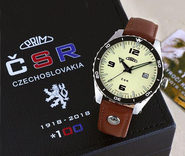 16795cadcf Díky tomu se začaly vyrábět hodinky ve velkén a tehdejší Československo se  zařadilo mezi dvanáct států
