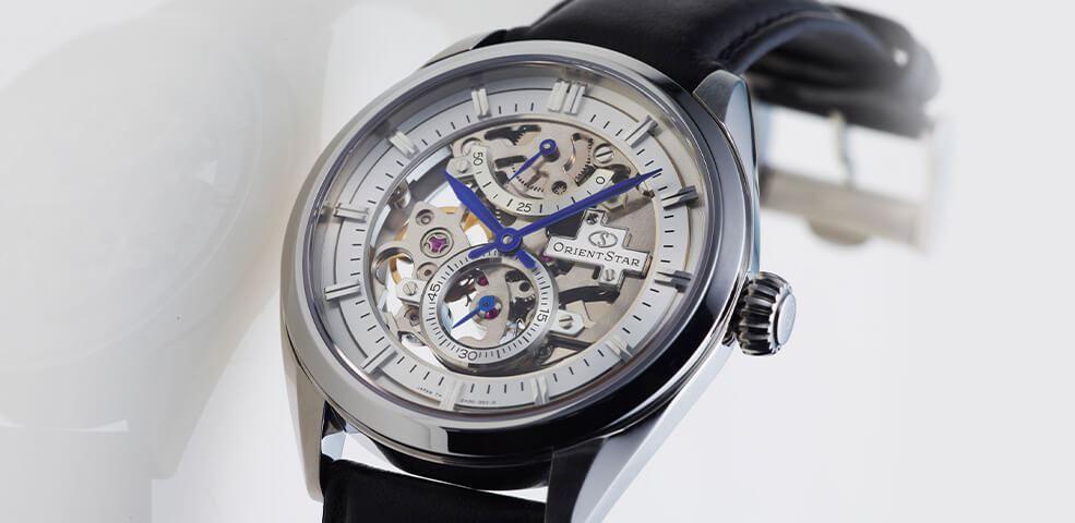 ... mechanických automatů a v quartzu nejčastěji strojkem Myiota. Dámské  hodinky Orient jsou víceméně standartnějších designů bez větších módních  výstřelků dd1b99c991