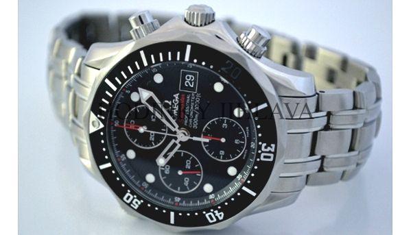 4ed344d69bb Omega - 213.30.42.40.01.001 - Seamaster 300m Chronograph