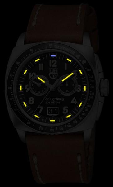 Luminox - 9447 - P-38 LIGHTNING CHRONO 9440 SERIES. 5 - 10 DNŮ NA  OBJEDNÁVKUPo kliknutí ZDE Vám obratem sdělíme přesnou dostupnost tohoto  modelu 3e8a2fad377