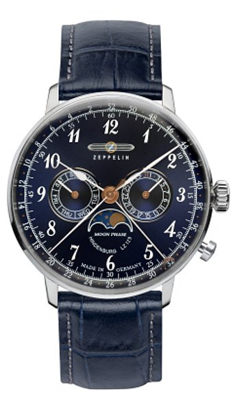 LZ129 HINDENBURG MOONPHASE